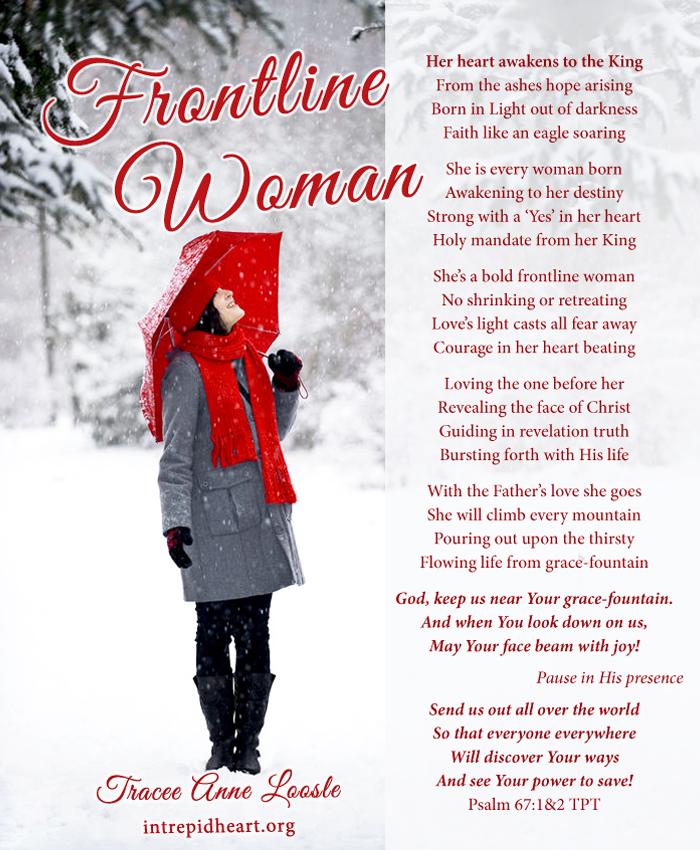 Frontline Woman