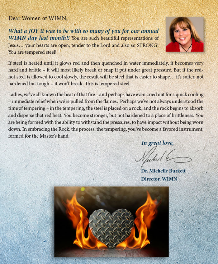 letter from Vee